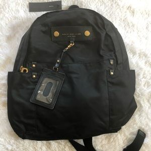 Marc Jacobs Satin Backpack